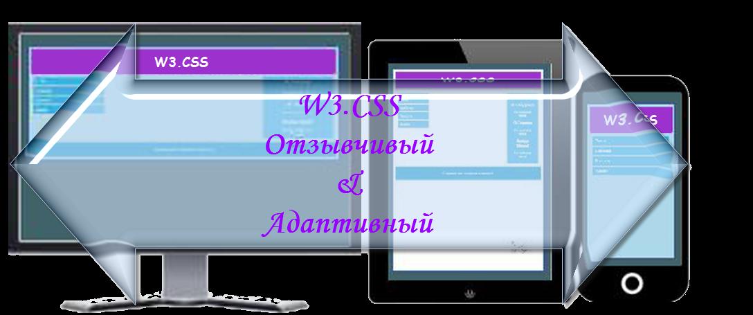 Адаптивный Сайт html5 css3